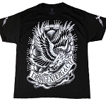 Dringenberg Eagle Men's Tee (Design by Running Bear) 2020